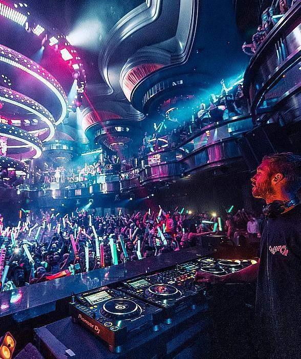 Grammy Award-Winning Producer and DJ Calvin Harris Returns to Hakkasan Group With Exclusive Residency