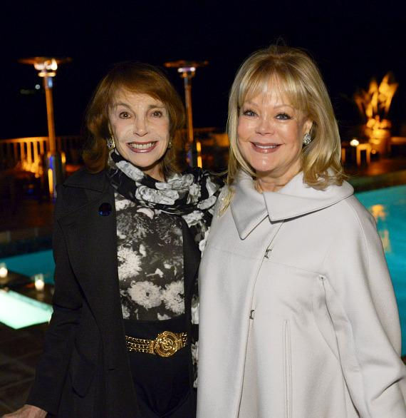 Candy Spelling and guest attend ONE DROP event in Beverly Hills
