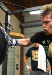 Canelo Alvarez Intensifies Training Camp in Preparation for Highly Anticipated Rematch Against Gennady 'GGG' Golovkin September 15 at T-Mobile Arena in Las Vegas