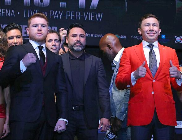 Canelo and Golovkin Trainers Eddy Reynoso and Abel Sanchez Get Candid on the Battle for Middleweight Supremacy in New Staredown Episode
