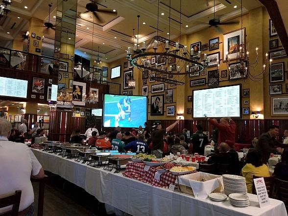 Carmine's inside The Forum Shops and Virgil's Real Barbeque to Host Big Game Viewing Parties on February 3