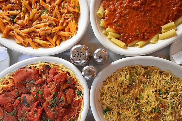 Carmine's Celebrates National Pasta Day with All You Can Eat Offering