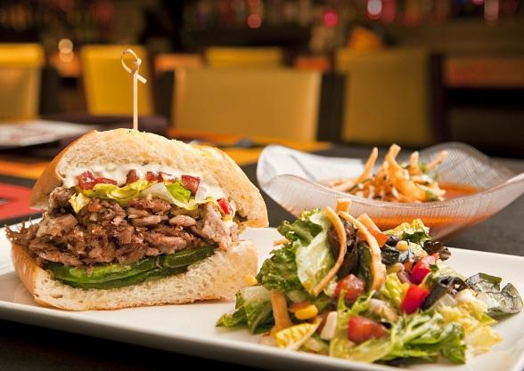 National Sandwich and Nachos Day at Tacos & Tequila in Las Vegas Nov. 6