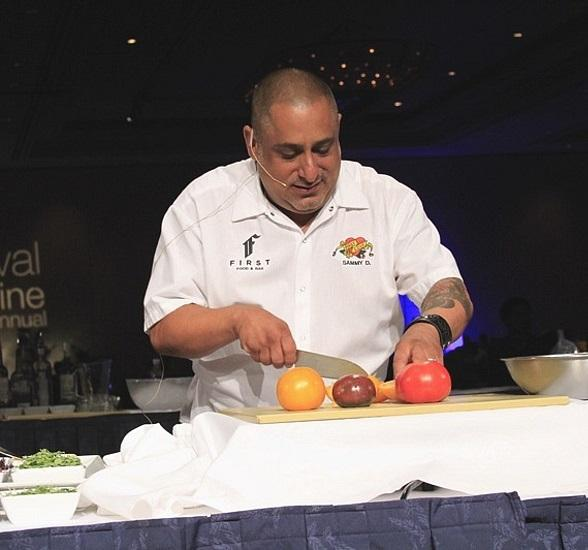 Carnival of Cuisine - Chef Sammy DeMarco