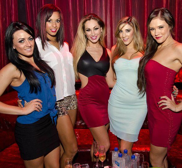 FANTASY Cast Hits LAX Nightclub for Second Installment of 'FANTASY Fridays'