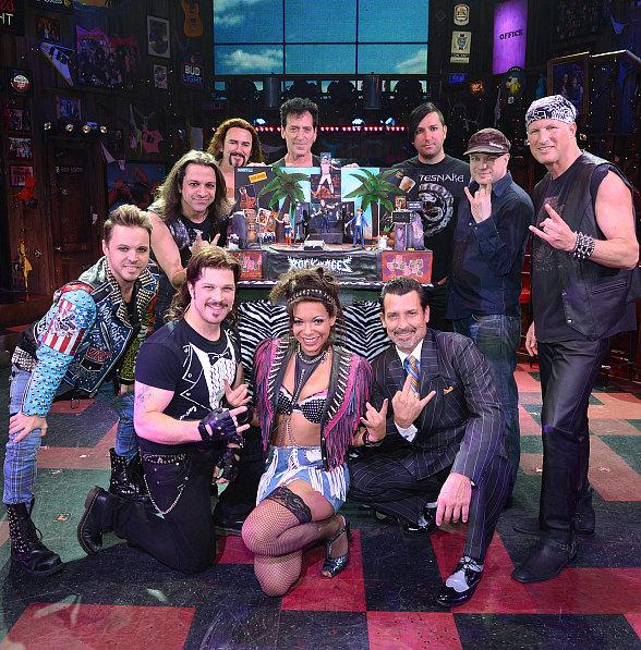 """Rock of Ages"" Celebrates Radical Second Anniversary at The Venetian Las Vegas"