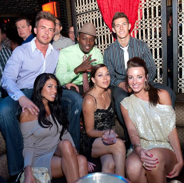 Rob Base, LA Gear And Tough Love Couples At LAVO