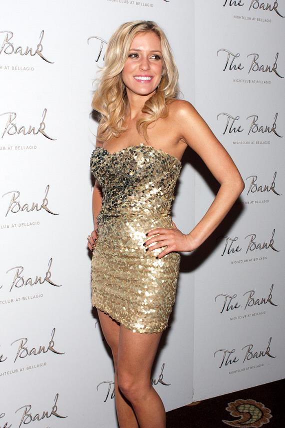 Kristin Cavallari celebrates 24th Birthday at The Bank