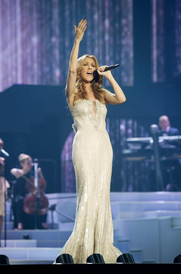 Celine Dion Returns to The Colosseum at Caesars Palace with 36 Summer 2012 Shows