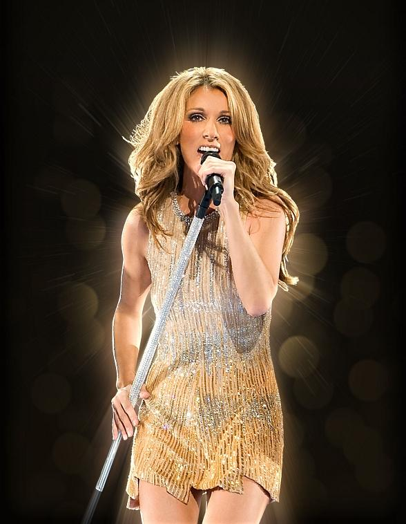 Celine Dion is the Number #1 Show in North America