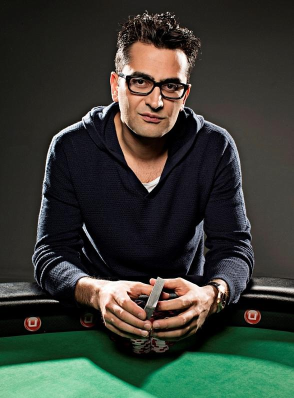 Poker Pro Antonio Esfandiari Signs On as Ultimate Poker's Brand Ambassador