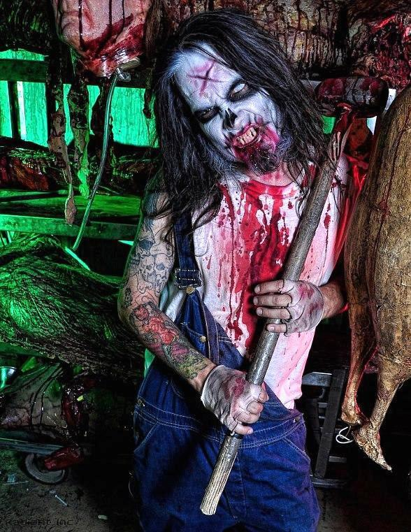 Fright Dome Filling More Than 400 Positions for 2014 Halloween Season