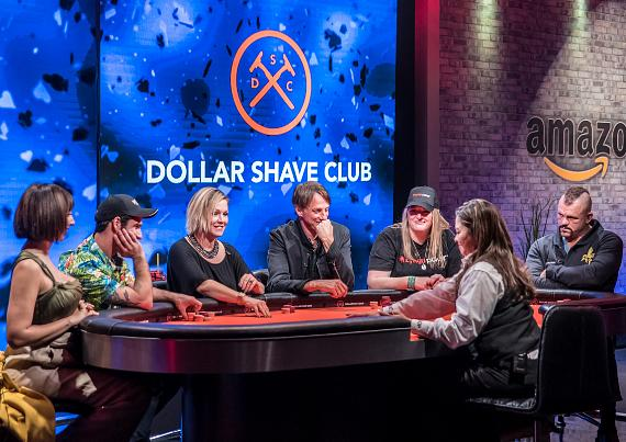 """""""Poker Central Charity Shootout"""" Pits Celebrities Against Each Other with Two Specials on CBS Sports Network"""