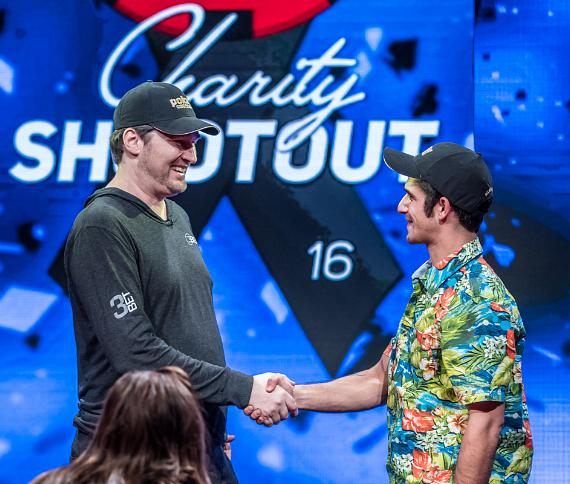 """Poker Central Charity Shootout"""