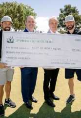 Hakkasan Group Hosts Second Annual Charity Golf Invitational Benefiting Keep Memory Alive