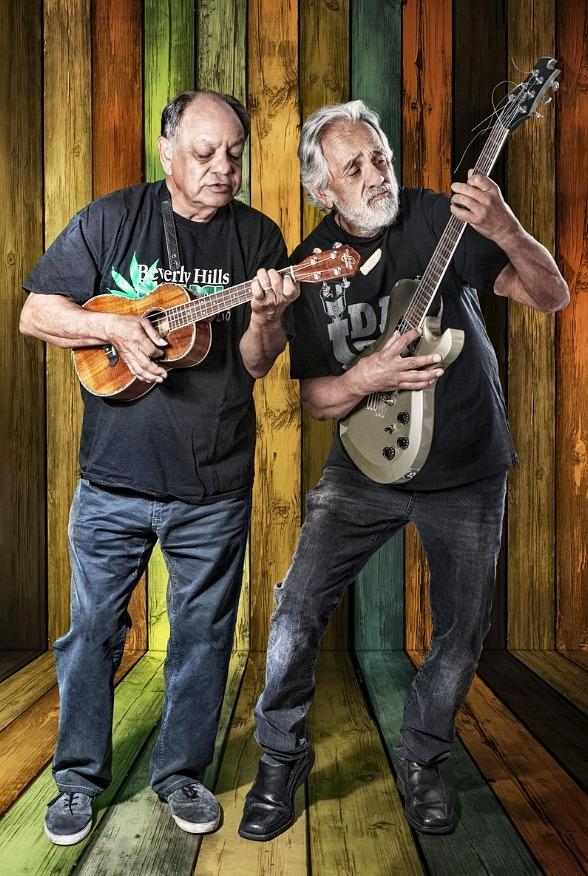 Legendary Comedians Cheech & Chong and Celebrated Soft Rock Duo Air Supply Take the Stage at The Orleans in August