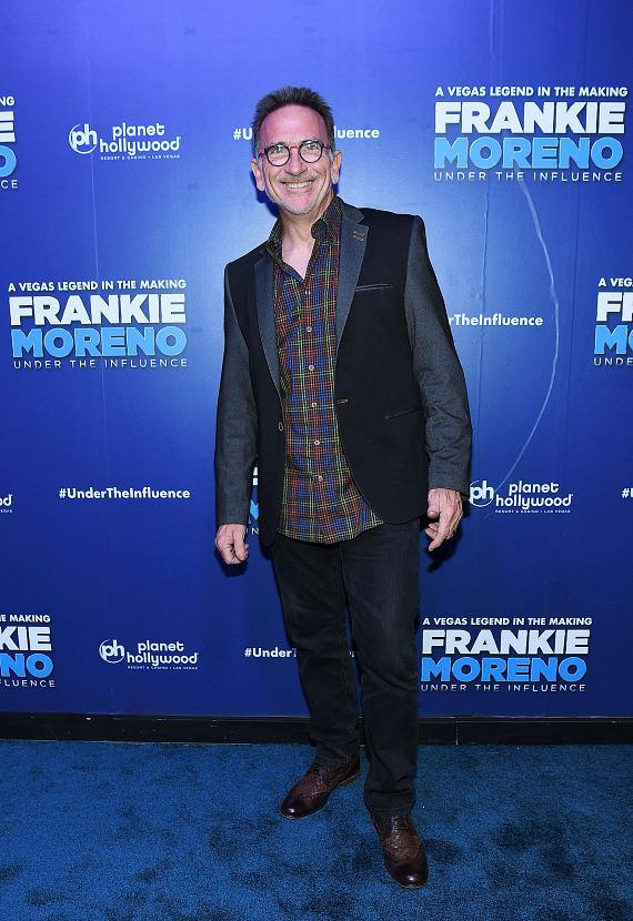 Chef Rick Moonen at Opening Night of FRANKIE MORENO - UNDER THE INFLUENCE at Planet Hollywood Resort & Casino