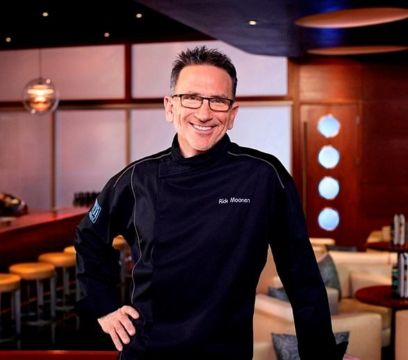 Chef Rick Moonen