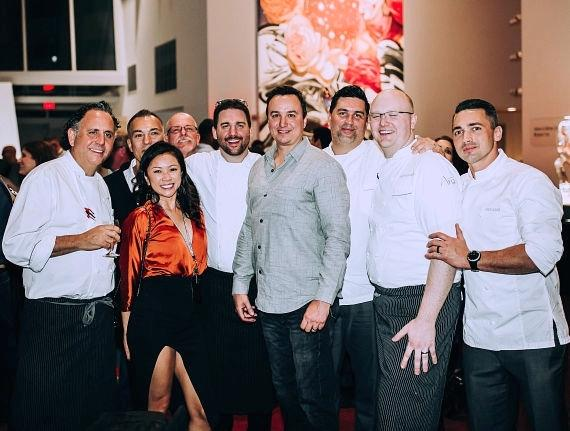 Chefs at Food is Art 2018