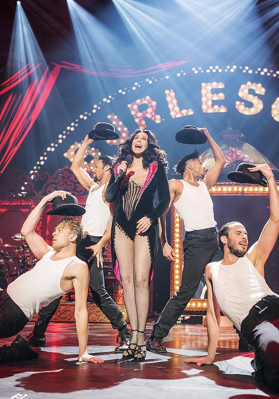 Cher 'Turns Back Time' with a Triumphant Return to Las Vegas with her 'Classic Cher' Show at the New Park Theater at Monte Carlo