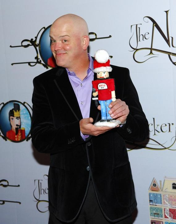 Chet Buchanan at the premiere of Nevada Ballet Theater's The Nutcracker