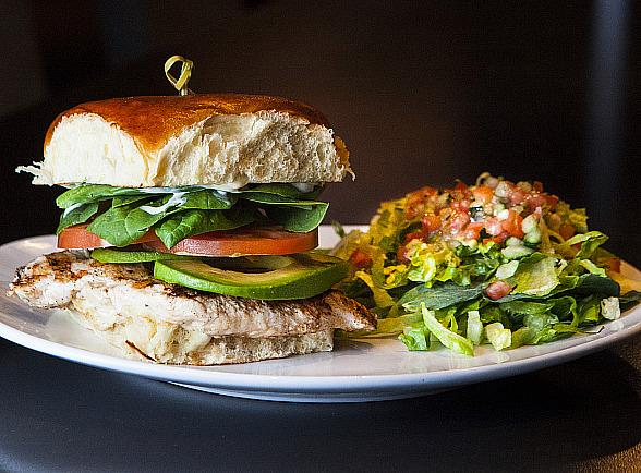 Continue to Celebrate National Chicken Month with Chicken Mama Birch Sandwich at Tom's Urban in Las Vegas