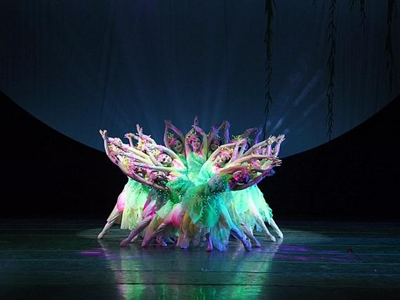 China National Song & Dance Troupe to Perform at The Orleans Showroom April 12