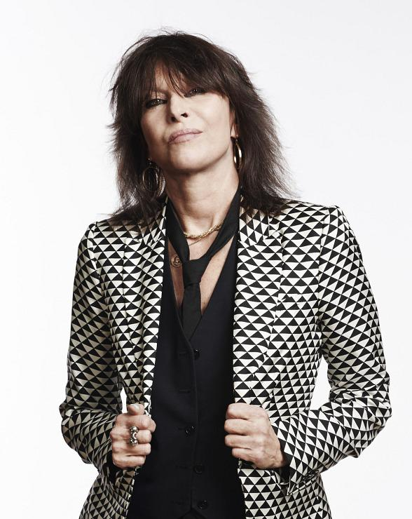 A Night with Chrissie Hynde at The Pearl at Palms Casino Resort Nov. 28