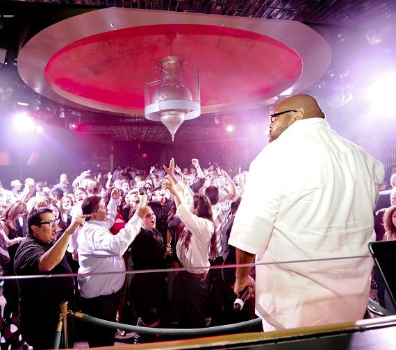Chubb Rock hosts Old School Wednesdays at LAVO