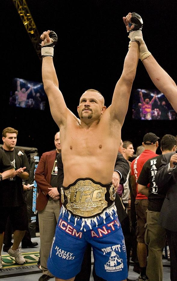 UFC Legend Chuck Liddell to be Immortalized in Wax at Madame Tussauds Las Vegas May 29