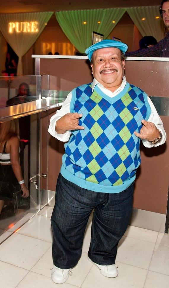 Chuy at PURE Nightclub