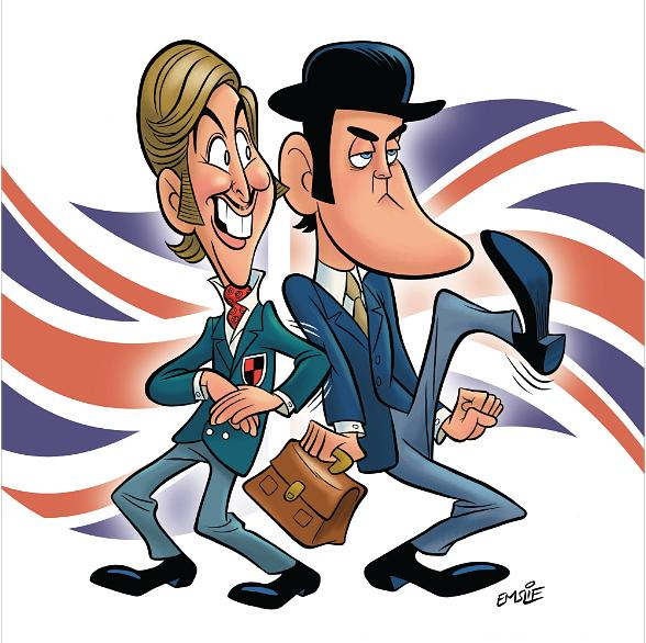 John Cleese & Eric Idle to perform at The Venetian Theatre Nov. 18-19