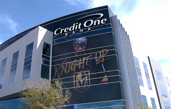 Vegas Golden Knights Encourage Fans, Local Businesses to