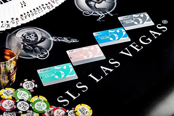 SLS Las Vegas Announces New Casino Rewards Program: Club 52