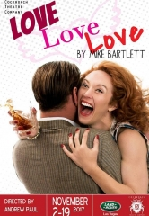 """Love Love Love"" by Mike Bartlett to Open at Cockroach Theatre in Las Vegas"