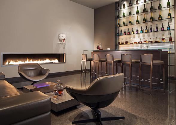 Restaurant Guy Savoy Inside Caesars Palace Introduces the Cognac Lounge Offering Rare Cognacs