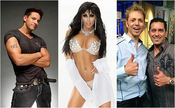 """Meet Singer/Producer Jeff Timmons, Jennifer Romas and Cast of """"Sexxy"""", and """"Music vs. Magic"""" Stars Jarrett & Raja at the 3rd Annual """"Mike Hammer Celebrity Go-Kart Race"""" Oct. 22 in Las Vegas"""