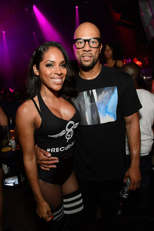 Common Hosts Official Creative Recreation Party at Marquee Nightclub