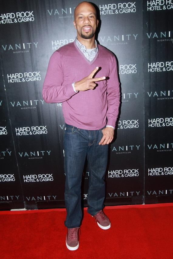 Common hosts Vanity's First Anniversary celebration
