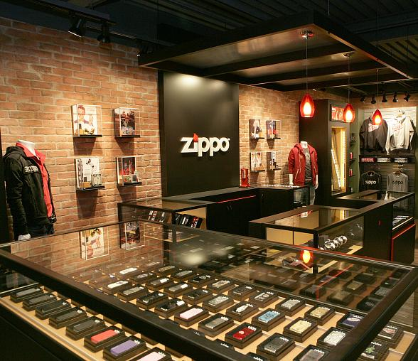 Zippo to Open First U.S. Full-Line Retail Stores in Las Vegas