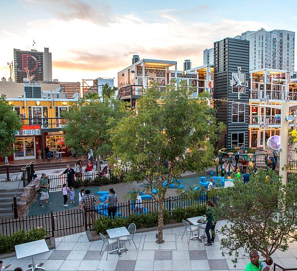 Container Park Hosts