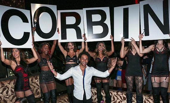 Corbin Bleu Celebrates his Bachelor Party at TAO