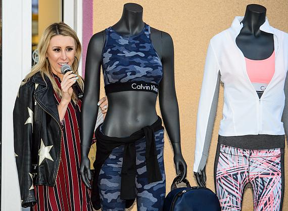 Courtney Bentley Presents Personal Wellness and Athleisure at Spring Into Style