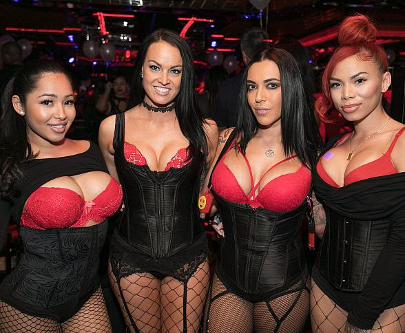 "Crazy Horse 3 to Bring Back ""Red, White and Boobs"" Independence Day Party"