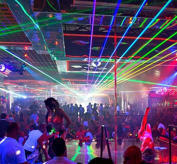 "Crazy Horse III to Host ""Spring Break Strip Down"" Parties"