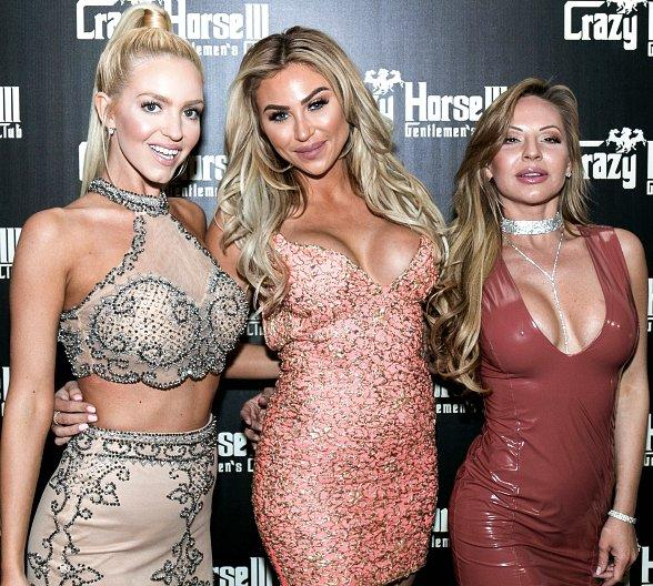 "Playboy Playmate Khloë Terae Hosts ""Hoops and Hotties"" Party in Las Vegas at Crazy Horse III"