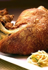 "Max's Signature Crispy Pata Featured in the ""Desert Companion Magazine"" Summer Dining Issue"