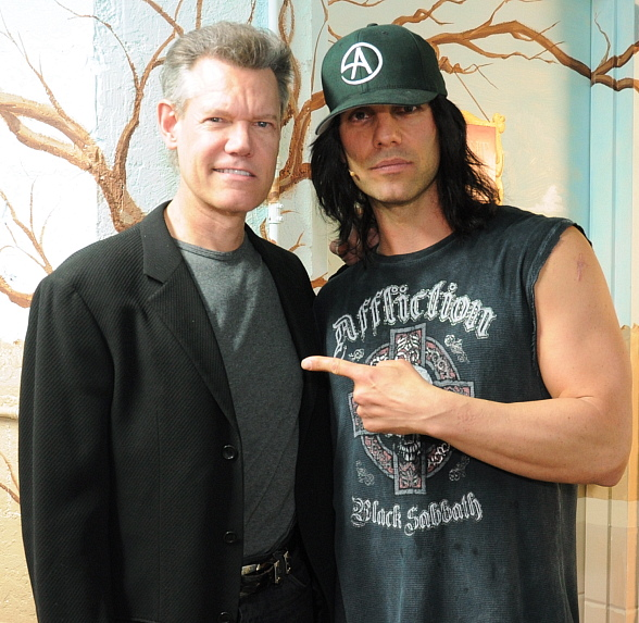 Randy Travis Attends CRISS ANGEL Believe by Cirque du Soleil