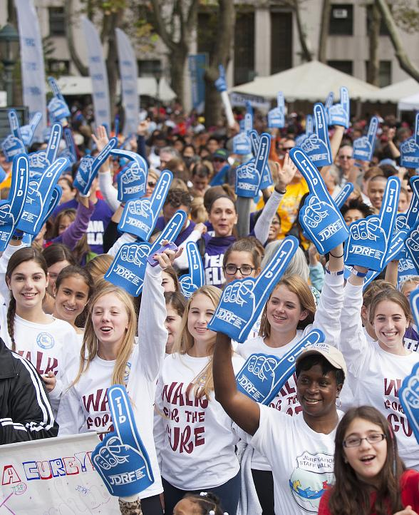 Nearly 4,000 Participants Expected at JDRF Nevada Chapter's Walk to Cure Diabetes