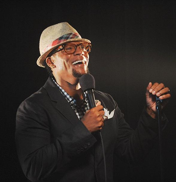 Comedian D.L. Hughley Returns to The Orleans Showroom July 22-23